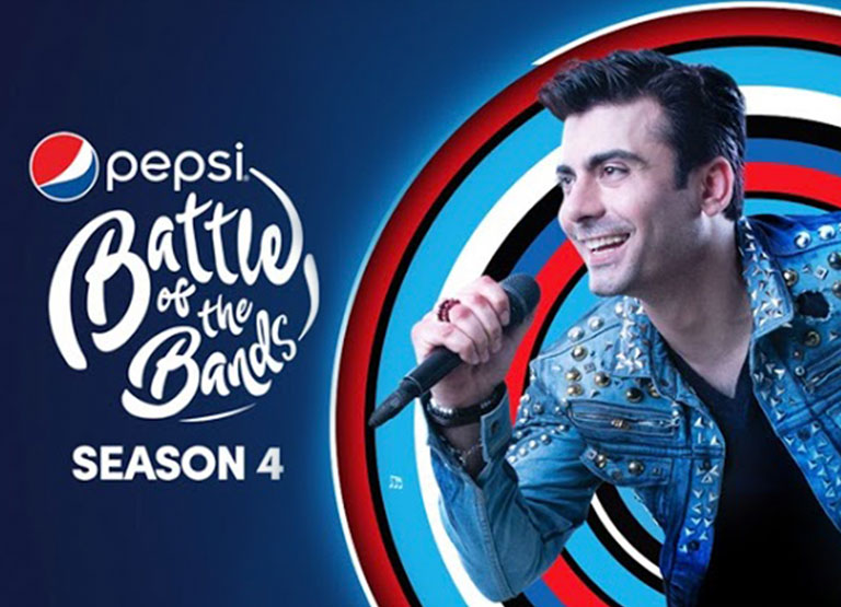 Pepsi Battle Of The Bands Season 4