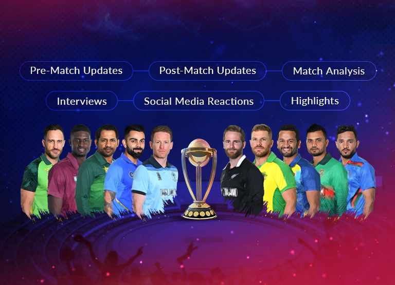Cricket World Cup - 2019